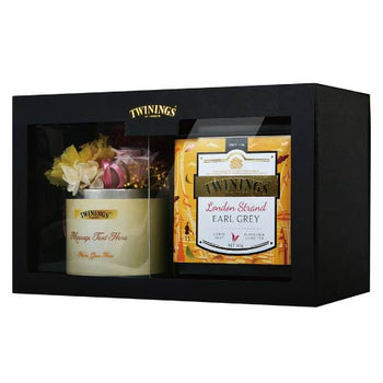 Twinings x Hanakago Personalized Tea Set