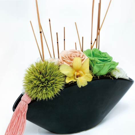 Japanese Style Table Decoration