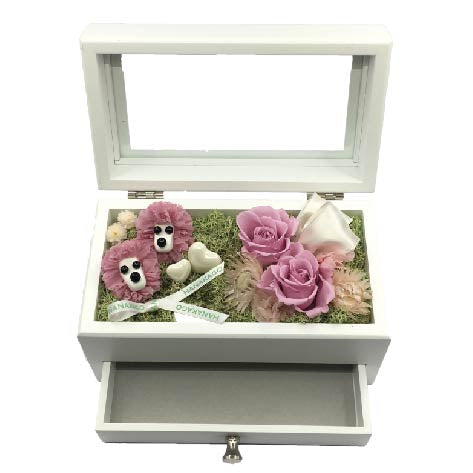 Wooden Accessories Box