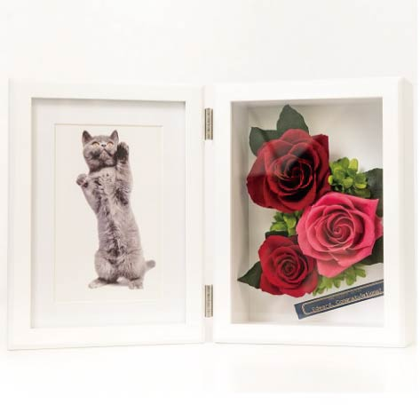 Blooming Photo Frame