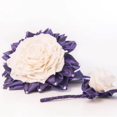 Star Bridal Bouquets