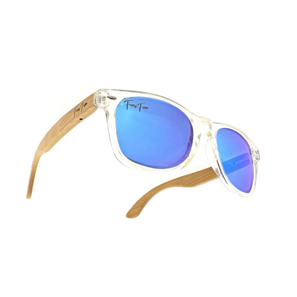 Newport - Bamboo Wood Sunglasses