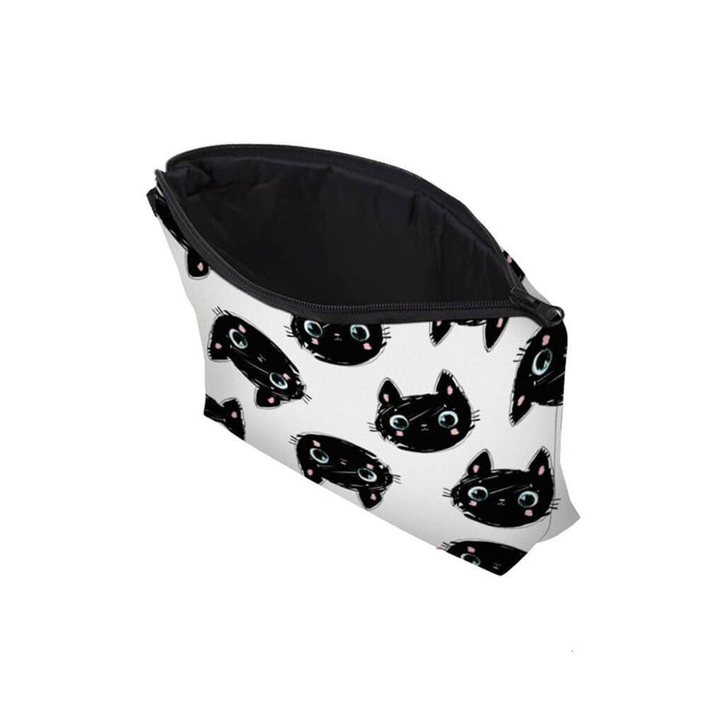 Trousse maquillage Chat <br/>Tête