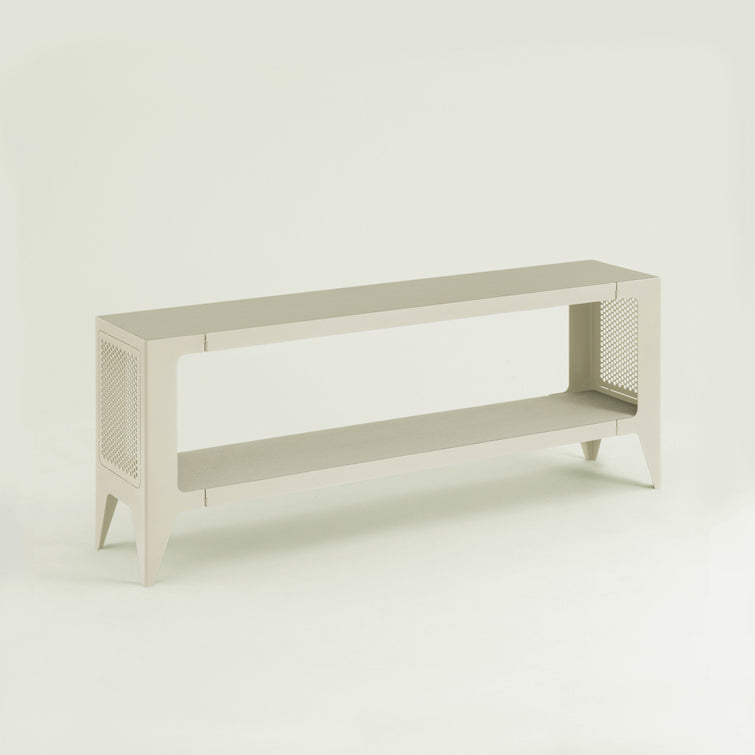 chamfer lowboard, nachhaltig, sustainable furniture design - Wye Design, NAVE shop - online concept store