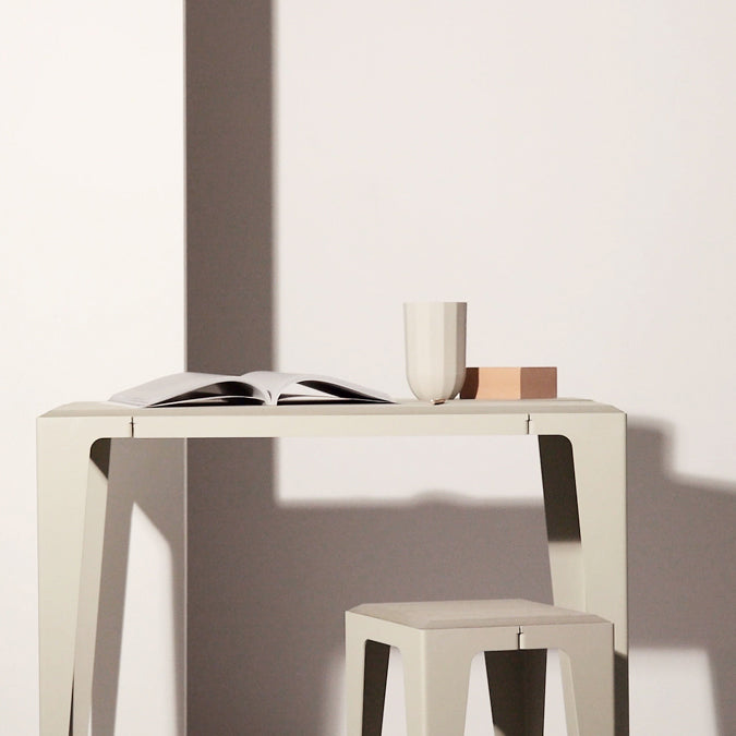 Chamfer Table Desk