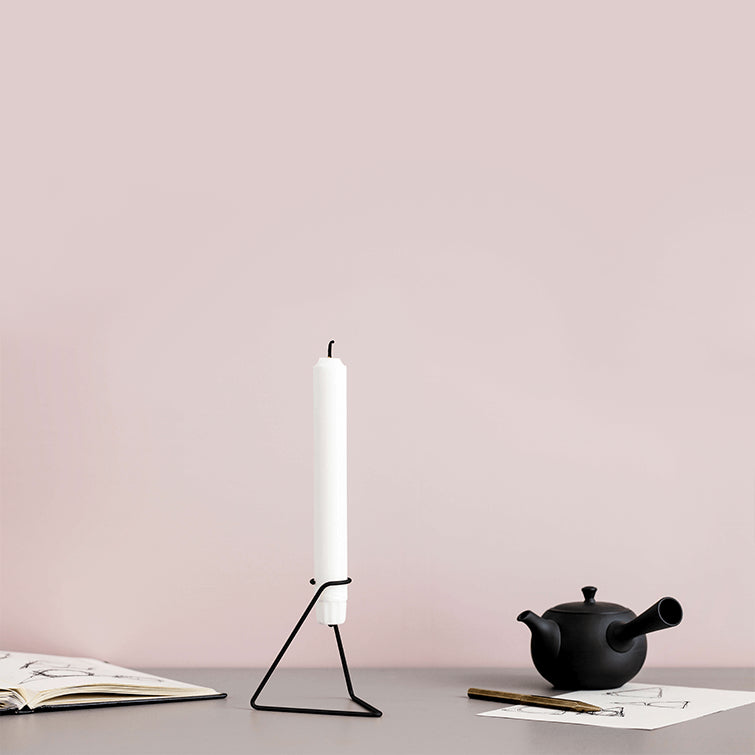 Candlelight; Candle holder, candle stick, Scandinavian design, minimalist design, Nave Shop, online concept store