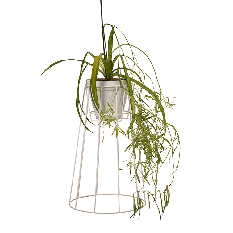 Cibele Plant Stand Large White - NAVE shop - online concept store