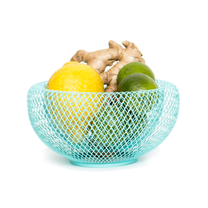 Fruit Bowl Nest small - Mint - Fundamental Berlin; Nave Shop - online concept store