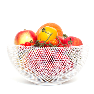 Fruit Bowl Nest White - Fundamental Berlin; The Nave Shop - online concept store