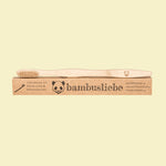 Plastic-Free Bamboo Toothbrush; The Nave Shop