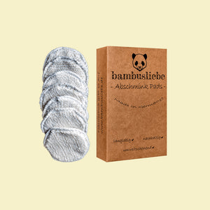 Re-Usable Cotton Face Wipes, Nave Shop, online concept store - Sustainable Alternatives by Bambusliebe