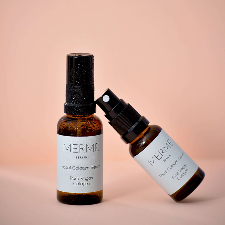 pure vegan facial collagen serum, by Merme Berlin, Nave Shop, online concept store