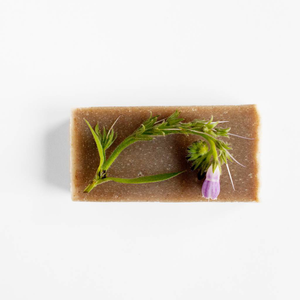 Comfrey Soap Bar; plastic-free, palm oil free, handmade and organic soap, Nave Shop, online concept store