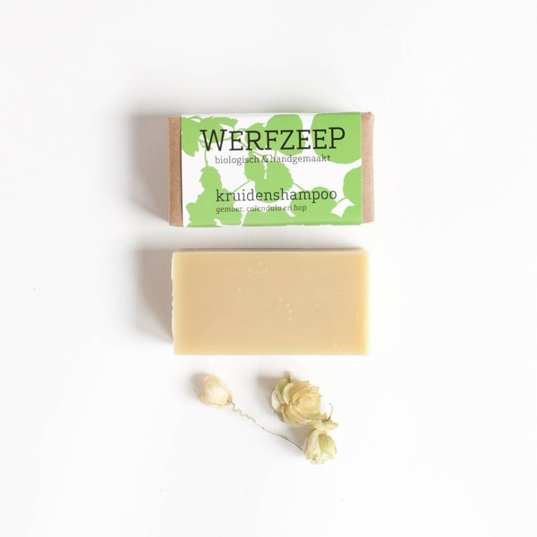 Herbal Shampoo Bar, organic, vegan, plastic free; Nave Shop - online concept store