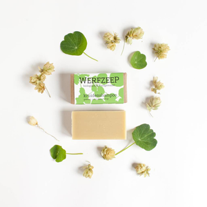 Herbal Shampoo Bar, organic, vegan, plastic-free, palm oil free, handmade and organic soap, Nave Shop, online concept store
