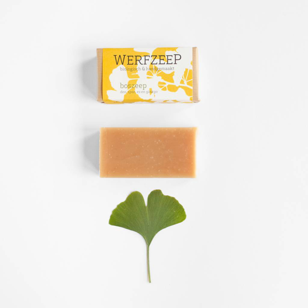 Woodland Soap Bar;  plastic-free, palm oil free, handmade and organic soap, Nave Shop, online concept store