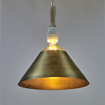 Conical Lampshade by Studio Simple; Nave Shop