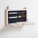 Fläpps wall desk, wand sekretär, functional and modular design, Nave shop, online concept store