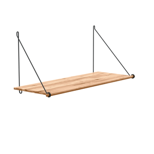 Loop Shelf Natural Bamboo by We Do Wood; The Nave Shop - online concept store