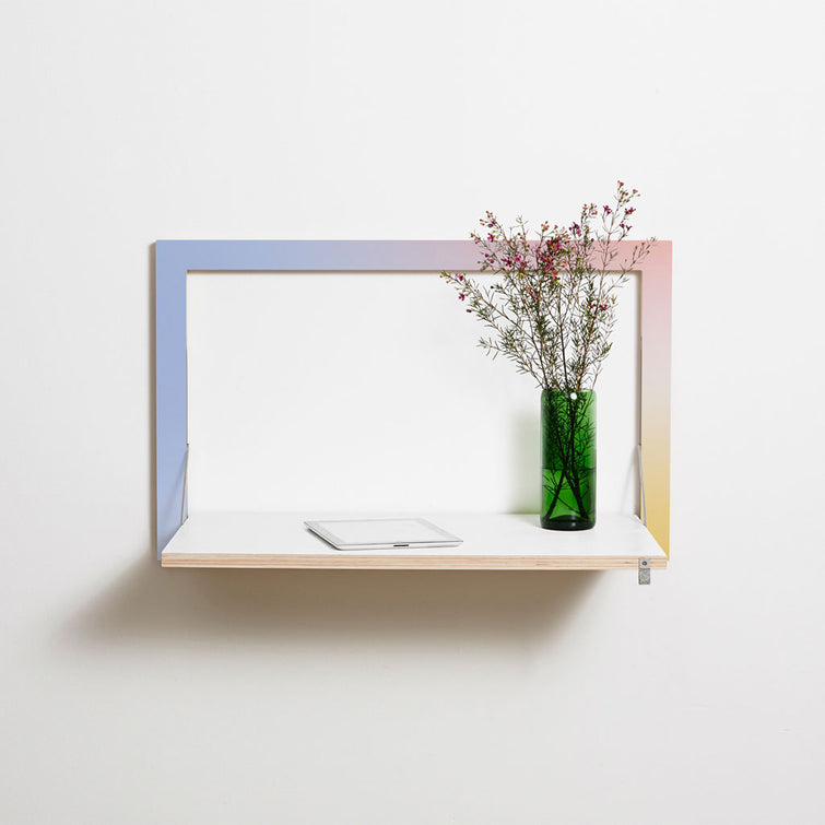 Fläpps Secretary - Sunrise by Joa Herrenknecht, wall desk, home office, nave shop, online concept store