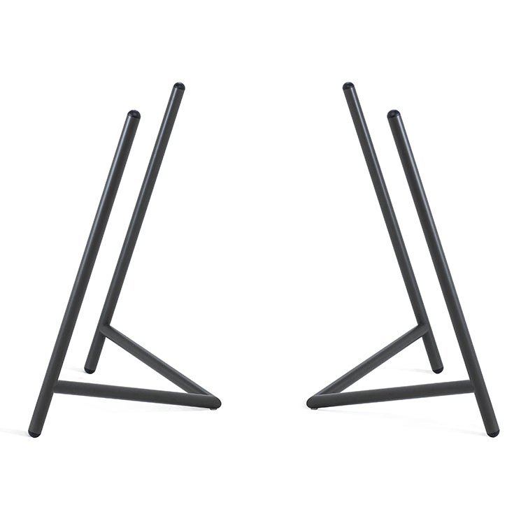 Varius Trestles Grey_modular table trestles by Rahmlow Design_made in Germany_- NAVE Shop - online concept store