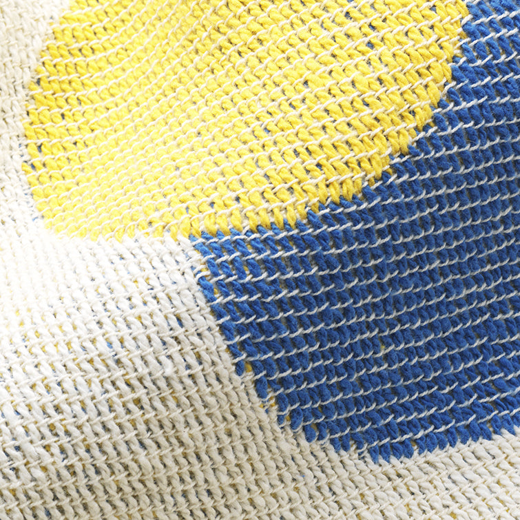 Tokio 1 Beach Towel and Blanket by Michele Rondelli; baumwoll handtuch, strandtuch, Nave Shop, online concept store