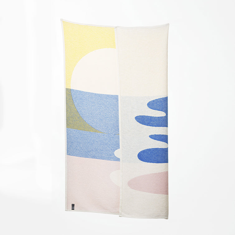 Mainstream Cotton Blankets & Throws by Catherine Lavoie; Nave Shop, online concept store