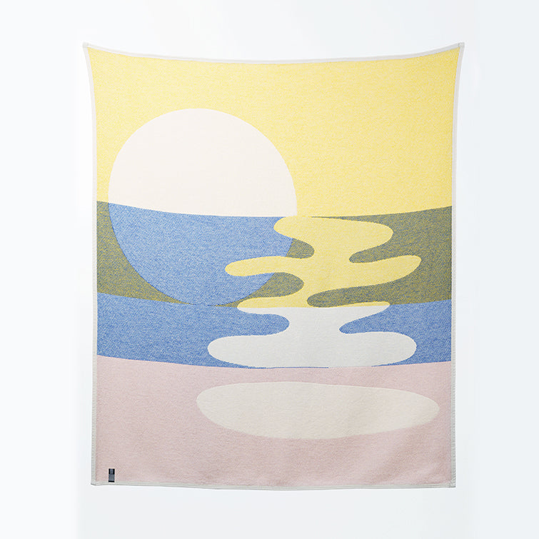 Mainstream Blankets & Throws by Catherine Lavoie; The Nave Shop