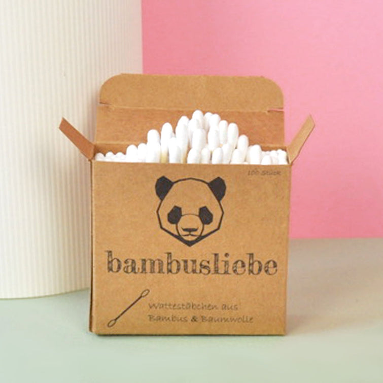 Bamboo and Cotton Buds