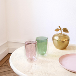 Doppler Glass; Insulated Tea Glass, Fundamental Berlin,  Nave Shop, online concept store