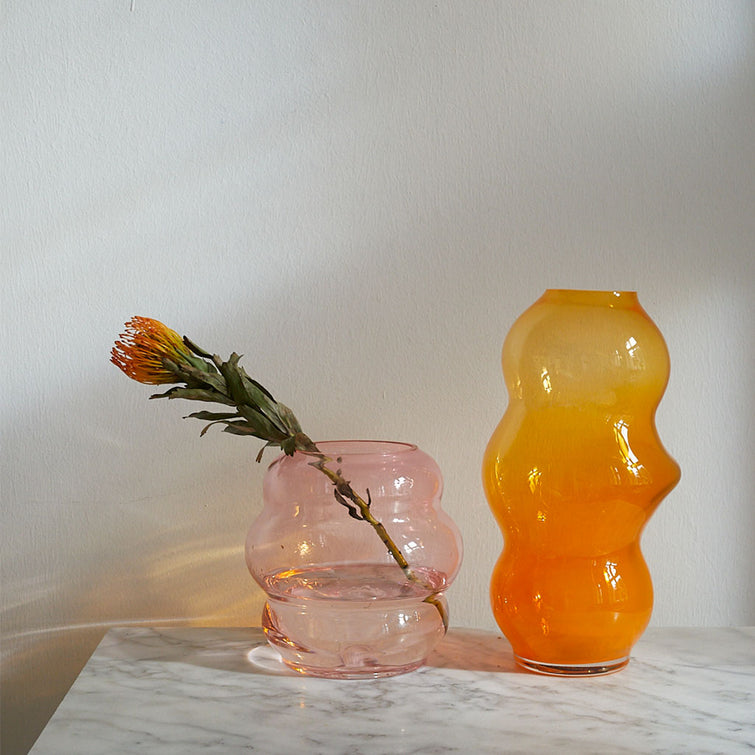 Muse - Crystal Vase - Fundamental Berlin - Marsano Florists - NAVE shop - online concept store