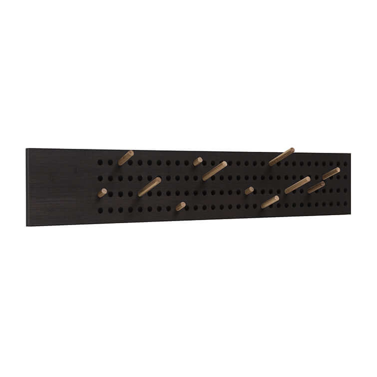 Dark Bamboo Wardrobe Scoreboard Vertical by We Do Wood, Nave Shop - online concept store