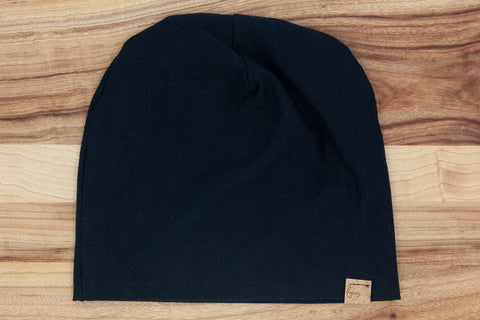 Legacy Beanie in Black