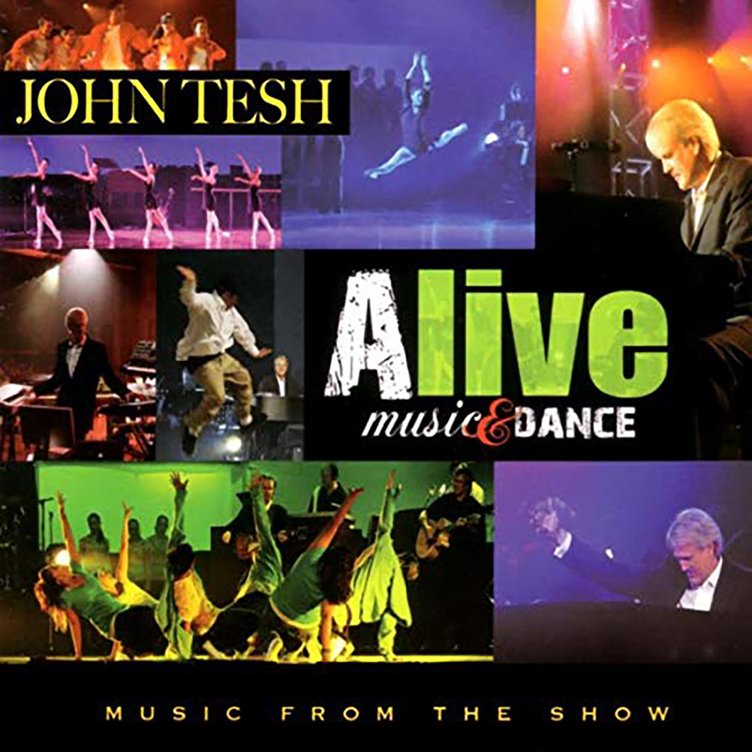 Alive Music & Dance (CD)
