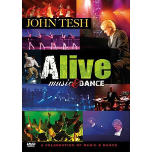 Alive Music & Dance (DVD)