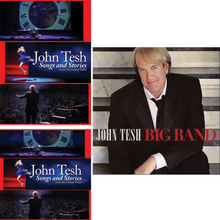Load image into Gallery viewer, Songs & Stories Tour Music Bundle - DVD, CD & CD