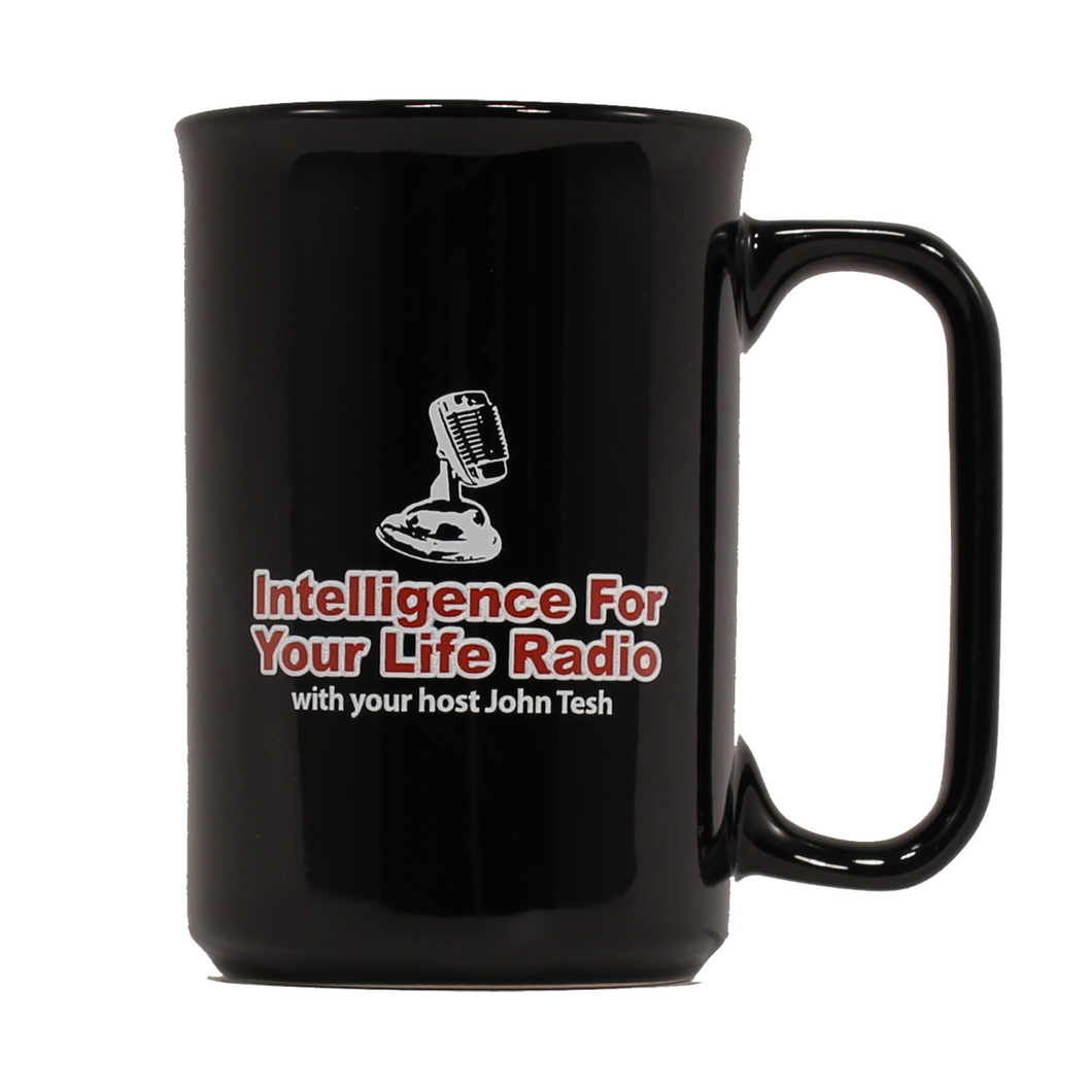 Intelligence For Your Life (Coffee Mug)