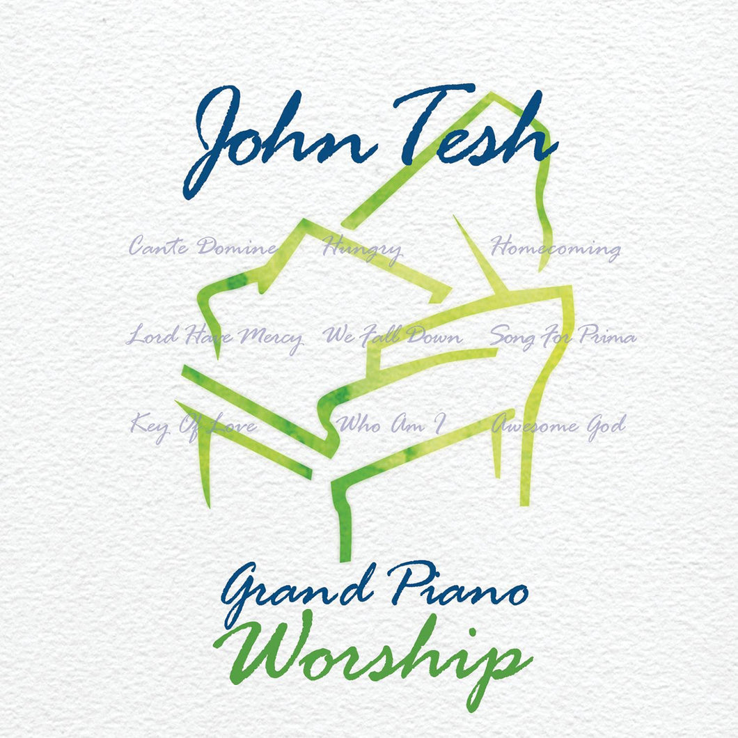 Grand Piano Worship (CD)