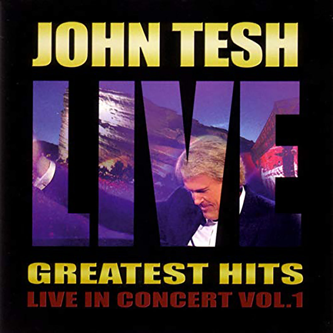 Greatest Hits Live Vol. 1 (CD/DVD)