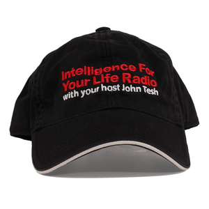 Intelligence For Your Life Radio (Black Cap)