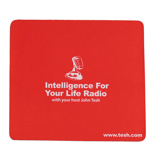 Intelligence For Your Life (Mouse Pad)