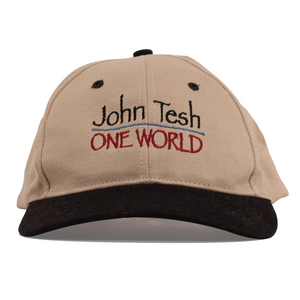 One World (Tan Cap)