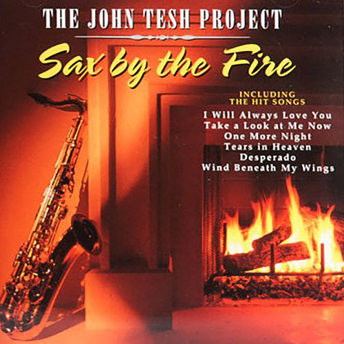 Sax By The Fire (CD)
