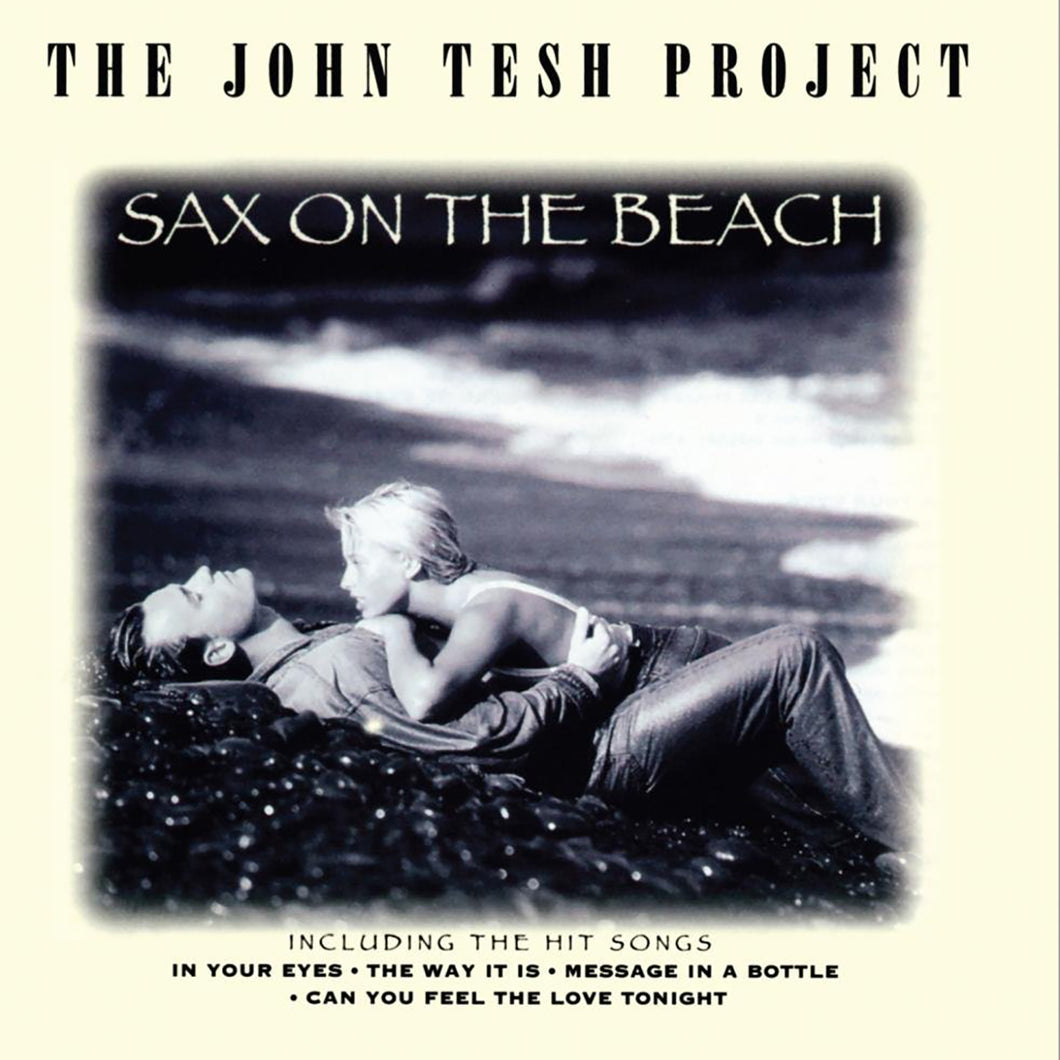 Sax on the Beach (CD)