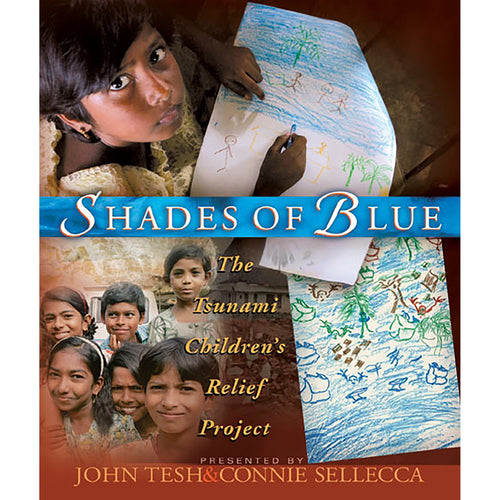 Shades of Blue ( Tsunami Children ) (BOOK)