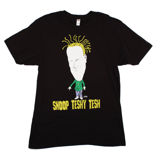 Snoop Teshy Tesh (Black)