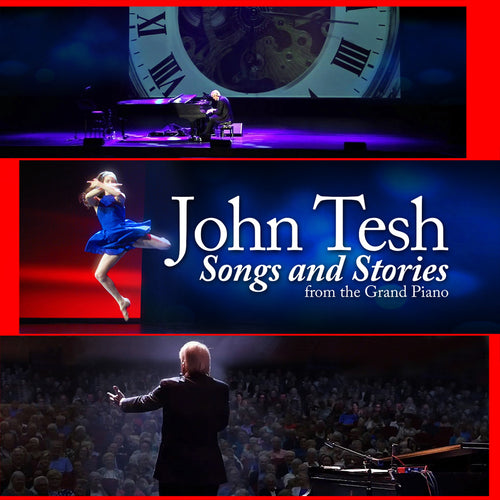 John Tesh: Songs & Stories from the Grand Piano (CD)