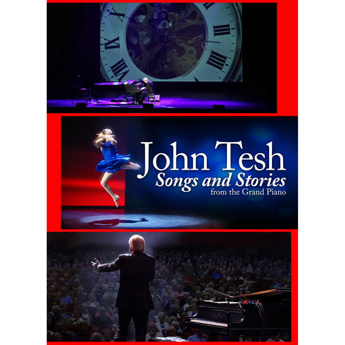 John Tesh: Songs & Stories from the Grand Piano (DVD)