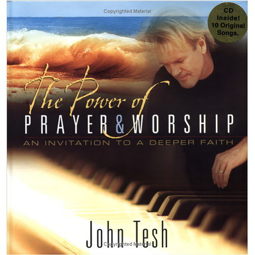 The Power of Prayer & Worship (BOOK)