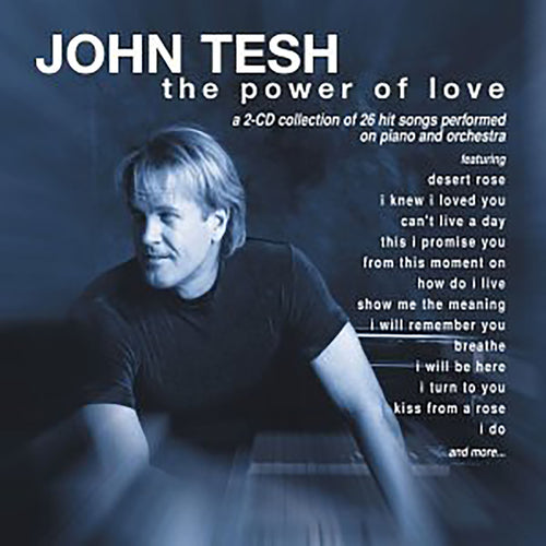 The Power of Love (CD)
